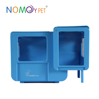 Nomoy Pet Wholesale high quality acrylic crawling pet feed box