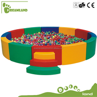 CE approval eco-friendly indoor ball pool for babies from china