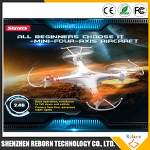 Original Aircraft Skytech M62R RC Toy Helicopter Quadcopter Drone With 360 Rotation Camera