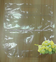 plastic bag with holes for fruit /grapes packaging bag with holes/perforated bags