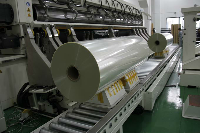 bopp film production line