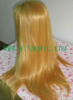 Cheap wholesale discount heat resistant synthetic hair free sample wig