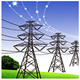 400kv Electric Transmission line Towers/steel tower