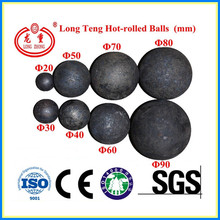 High hardness 3/4~6 inch grinding steel ball for sale