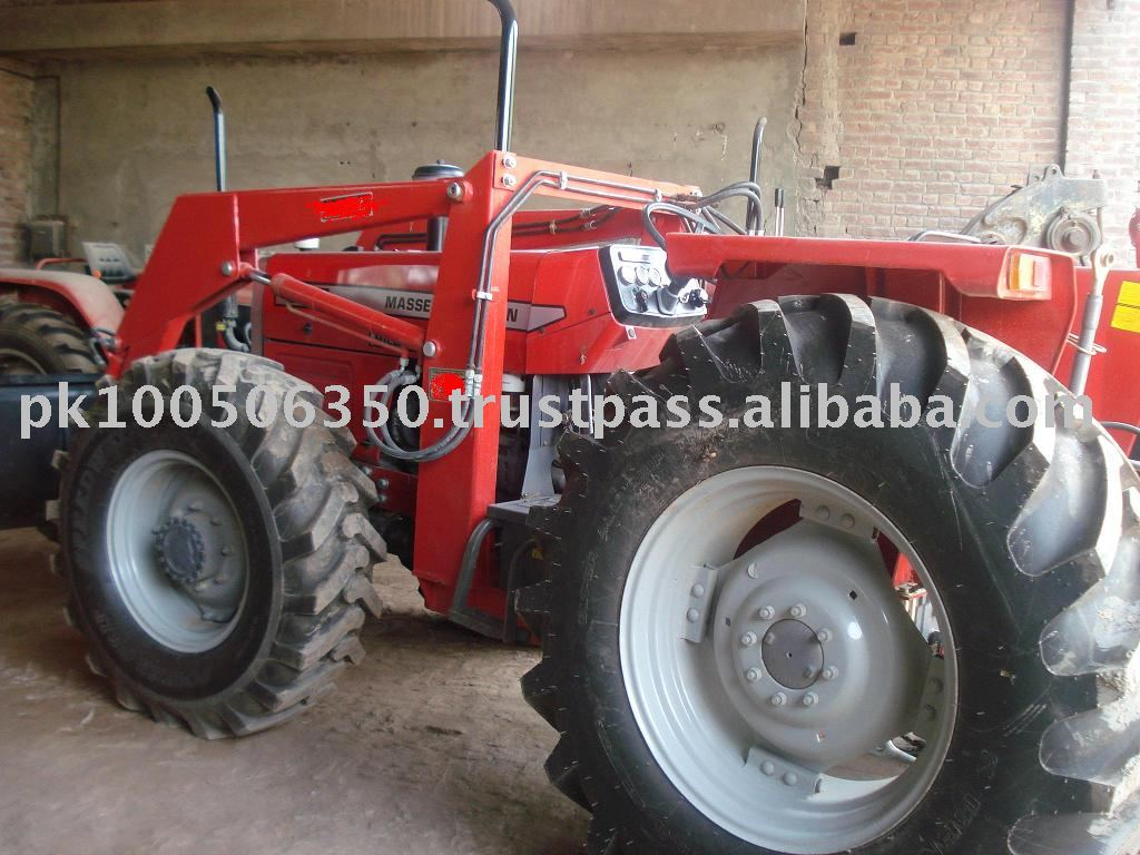 Massey Ferguson Mf 385 4wd Pakistan Assembled Machine
