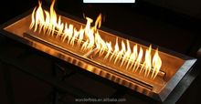 gas firepits pan /system/square/round /rectangle/fire pit glass with AGA/CSA/CE approved