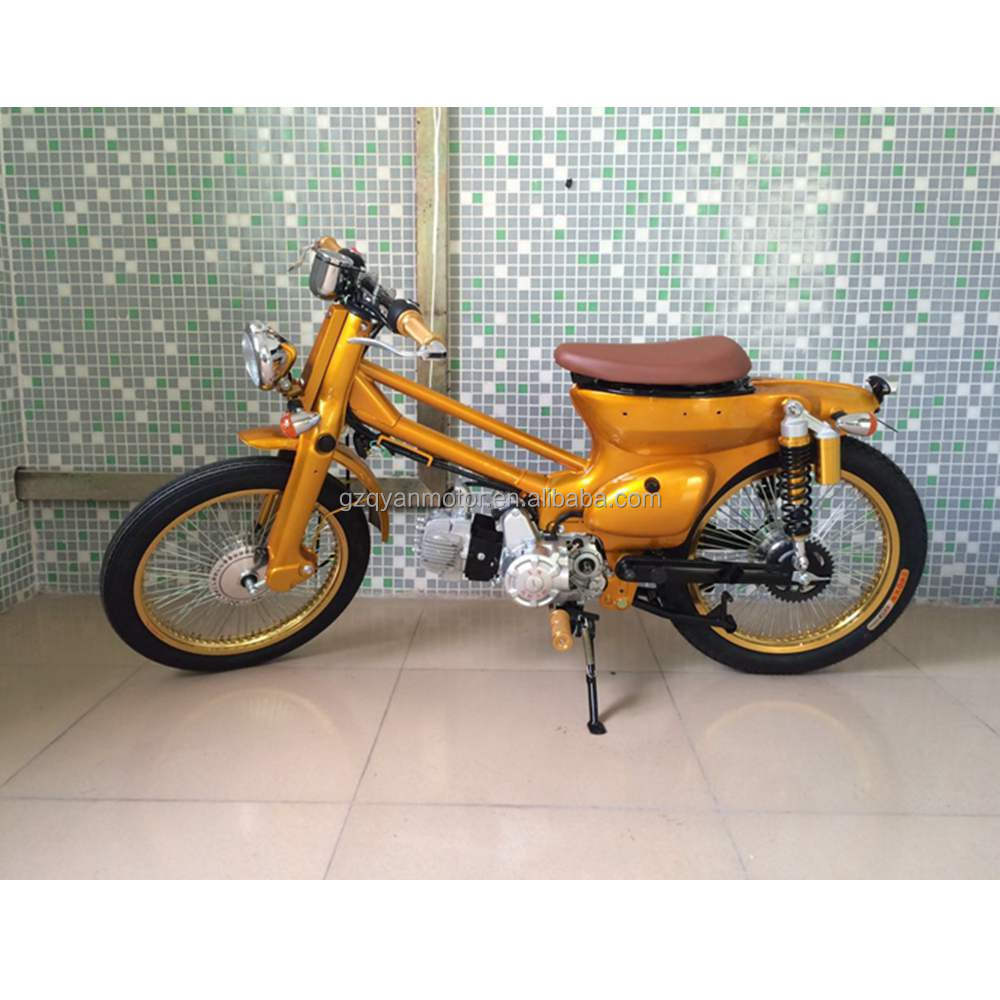 2017 50cc new design chopper motorcycle C90 super cub for sale