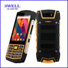 Rugged Mobile Phone touch screen android cellphone , cheapest cellphone lenovo smart mobile 3g