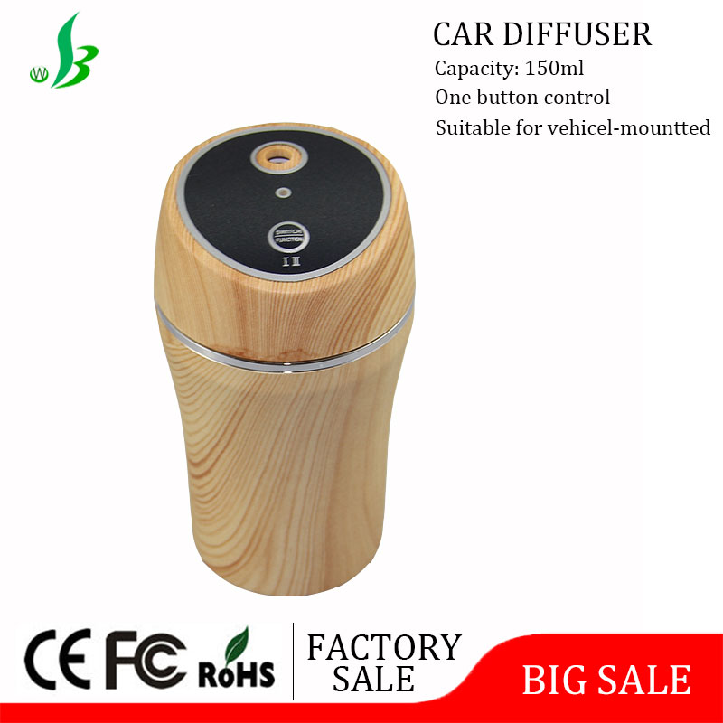 Electric freshener mini cooler portable car air humidifier fogger