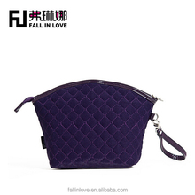 factory made women beauty bag embroidered cosmetic bag for ladies women fashion cosmetic bag