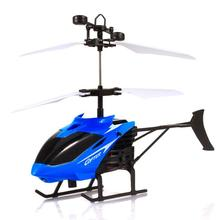 Shenzhen toys Hand sensor RC flying helicopter flying ball helicopter toy for kids