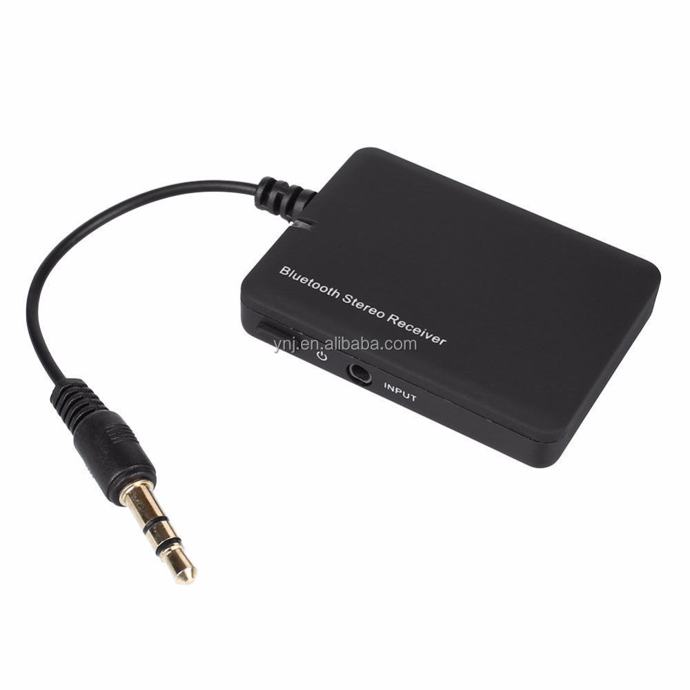 3.5mm Car AUX Audio Stereo USB Bluetooth Music Receiver Adapter A2DP