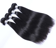 "Secure Payment Online Straight Virgin Brazilian Hair Extension 8""-18"" Virgin Brazilian Human Hair Weaving Wholesale"