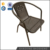 Cheap plastic injection rattan armchair