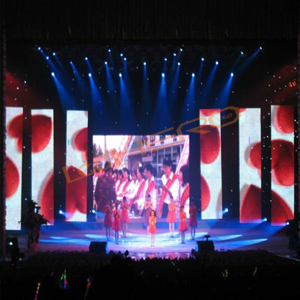 P12.5 sports playground led curtain panel / P12.5 sports arena led screen curtain / P12.5 smd led curtain screen