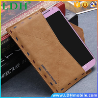 4.7 Universal Retro Mail Envelope Sleeve For Samsung Galaxy S2/S3 Mini/S4 Mini A3 J1 Core Prime G360P S5 MiniLeather Phone Case