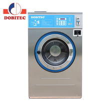 Factory Supply 50/60Hz electric dry cleaning press commercial coin operated washing machine hotel laundry gas dryer