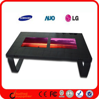 21.5 Inch Digital Media Interactive Multi Touch Screen Bar Table