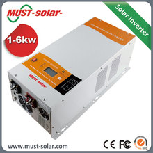 720W/1000W/1440W 12V/24V Pure Sine Wave Solar power Inverter/Home Inverter with Charger