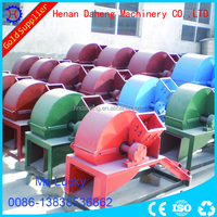 multifunction mobile wood crusher