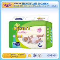 Dry and comfort baby diape,soft and skin care topsheet