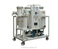 effecive Oil Purifier System for Industrial Lubricants and Hydraulic Oils