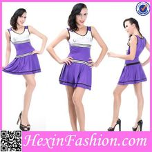 Wholesale 2013 Cheap Cheer leading Uniforms(mix color)