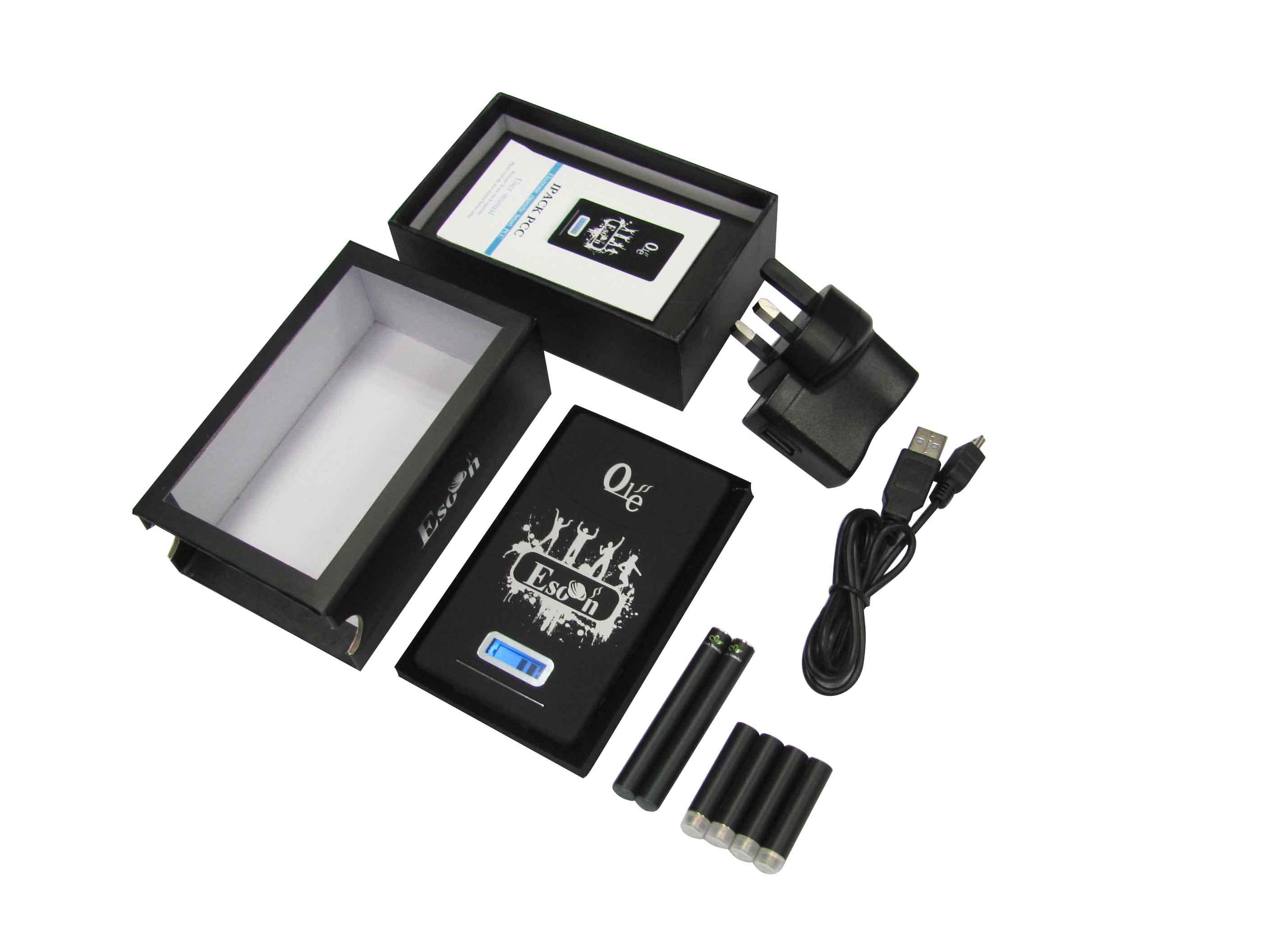 Eson newest super mini ipack pcc kit electronic hookah luxury lite best price