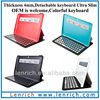 LBK538 Aluminum Keyboard case for samsung galaxy 10.1 tablet P7500
