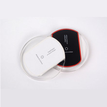 high stability crystal wireless charger computer USB charging power supply safe and convenient from Guangdong China