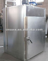 Electric Heating Beef Meat Smokehouse Oven