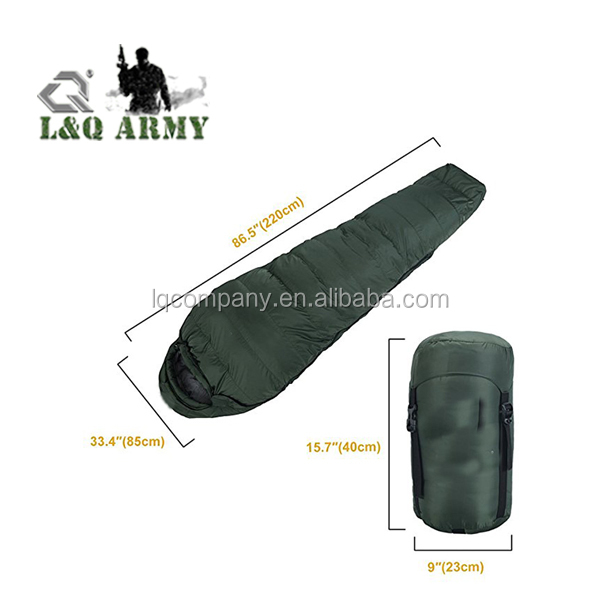 Lightweight Mummy Down Breathable Sleeping Bag