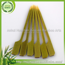 CIQ Certification Bamboo Flag Skewers Wooden Handle BBQ Skewers