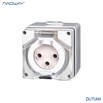 electrical multi socket plug