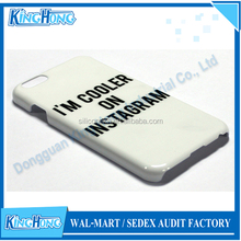wholesales customize iner mold decoration phone case