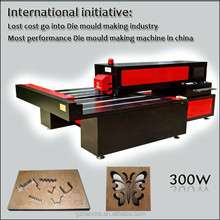 HanMa laser cutter HM-H15 Automatic Die cutting machine