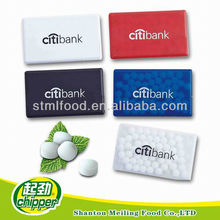 7g Promotion credit card Sugar free mints