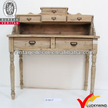 European style country french wooden desk