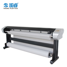 double head universal cartridge garment cad plotter for garment pattern