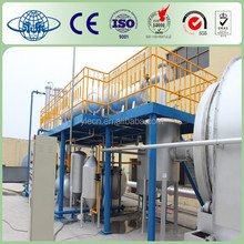 Tire Pyrolysis Plant Manufacturers From China 14 tons per day