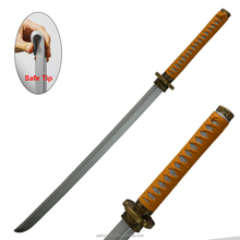 China Suppliers Special PU Foam Replicas Traditional Recurve Medieval Toy Samurai Sword for Role Play Games