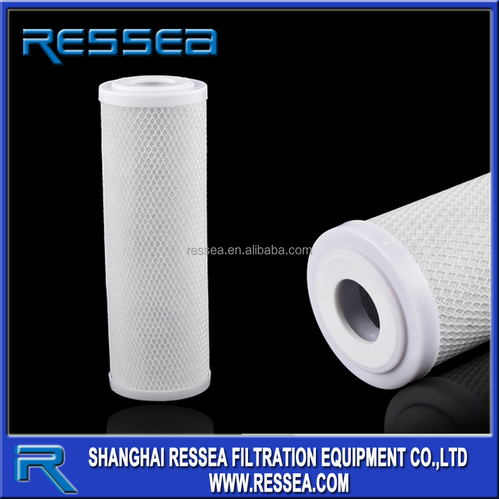 "10"" jumbo activated carbon filter cartridge activated coconut filter water"