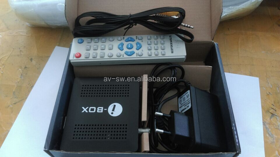 Mini FTA digital TV receiver for M- East and africa market cheap sell for 11.11 Globa Shopping Festival