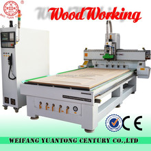 BYT-11 ATC1325 Auto tool change woodworking CNC Router