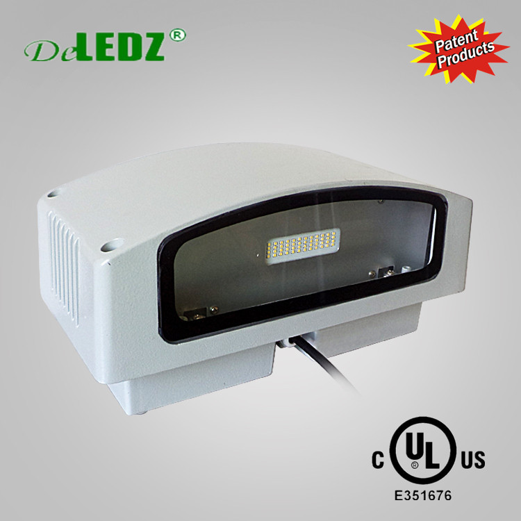Durable architectural area lighting 5 years warranty IP65 55W UL approved outdoor up and down wall pack