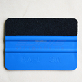 A02 3m squeegee with black fabric edge