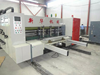 fully automatic corrugated cardboard flexo printer slotter and die cutter machine