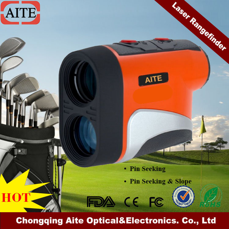 Cheap Golf Rangefinder with Slope and Jolt