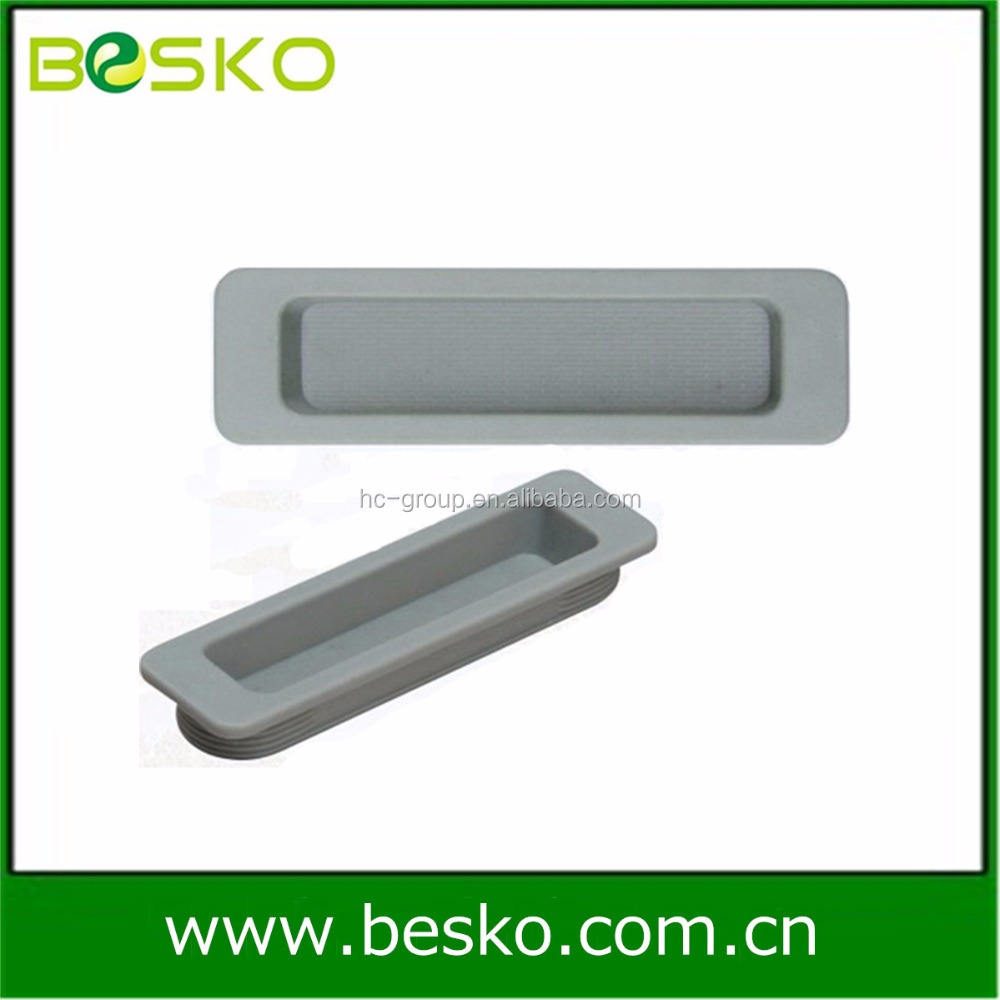 Hot sale medical plastic handle flush plastic handle