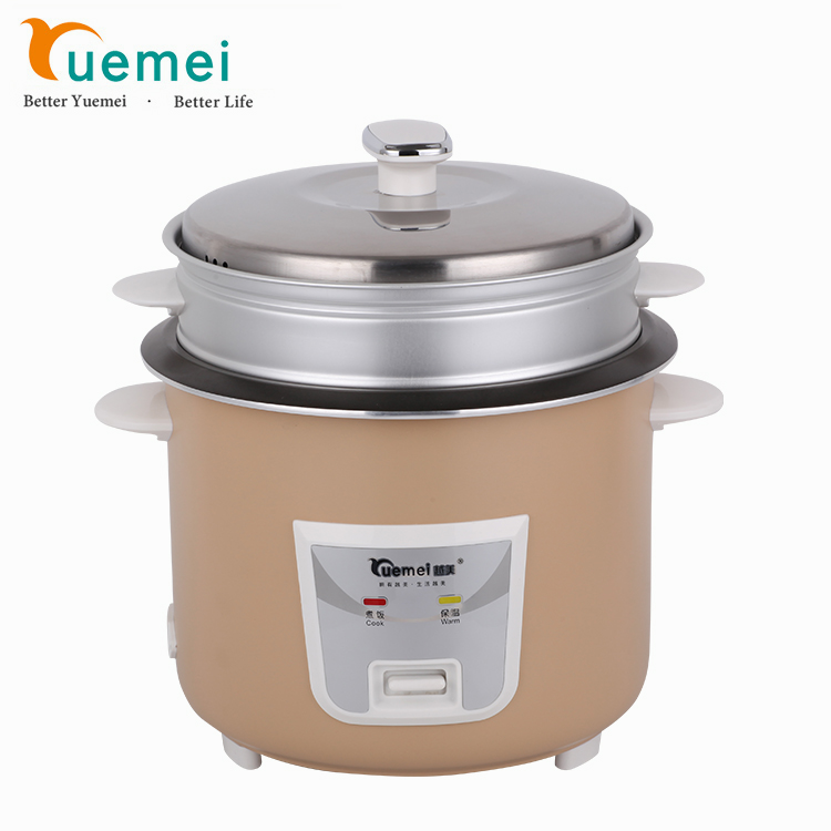 Fashionable wholesale cylinder 1.2l multi electric rice cooker